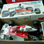 Mclaren M23 No 5 1974 Fittipaldi Battery operated F1car @sold@